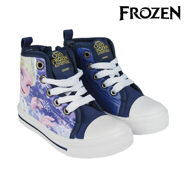 Casual Trainers Frozen 73443 Blue White