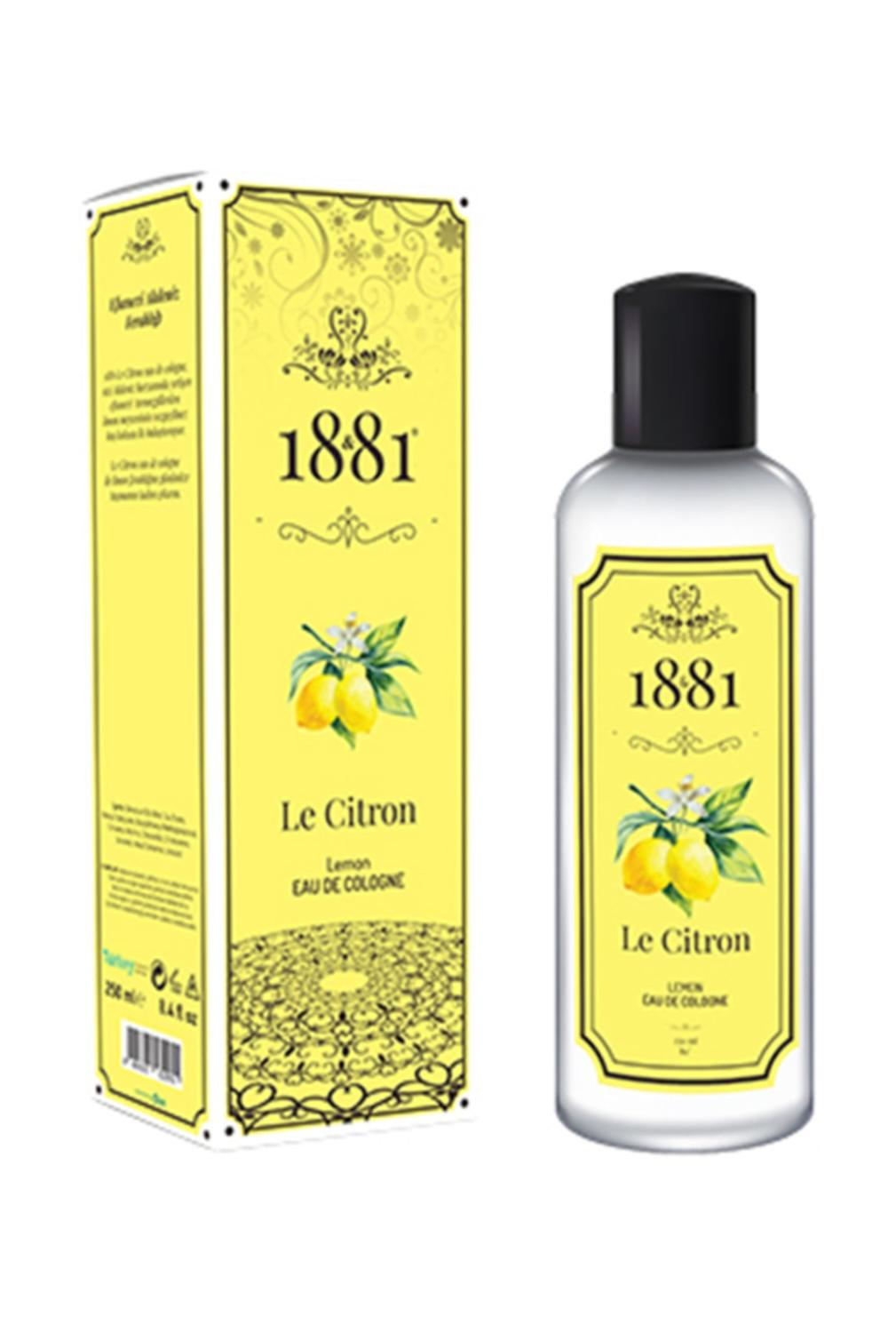 1881 Kolonya Lemon & Le Cıtron 250ml