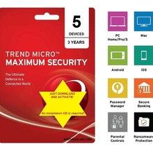 Trend Micro Antivirus 2021 Maximum Internet Security 3 ✔️fast dilivred✔️