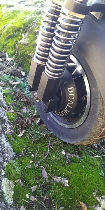 -- Motocicleta Elétrica Adultfree