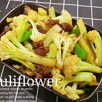 #百变鲜锋料理#家常花椰菜的做法图解7