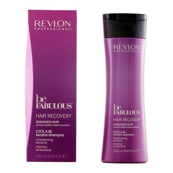 Keratine Shampoo Be Fabulous Revlon