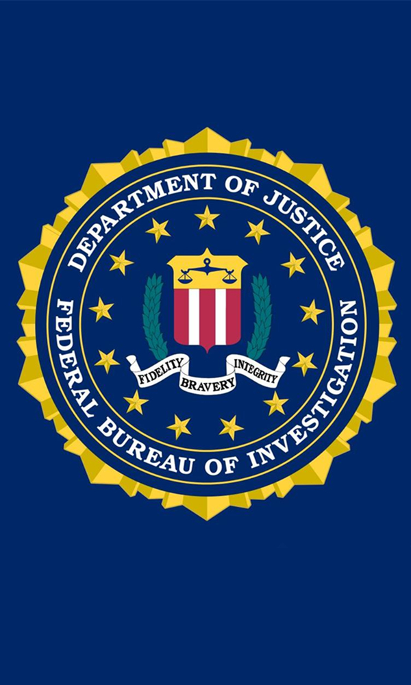 《美国联邦调查局》封面图片