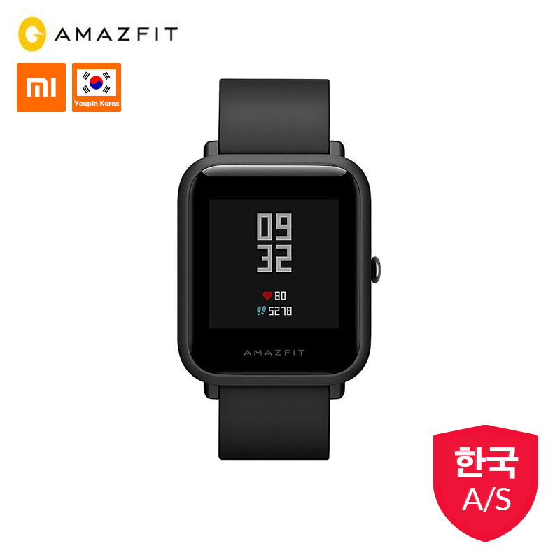 Amazfit Bip Smart Sports Watch Huami Xiaomi Mi Fit Youth Edition IP68 Waterproof GPS Compass Heart Rate English Russian Spanish Smart Watches Consumer Electronics - title=