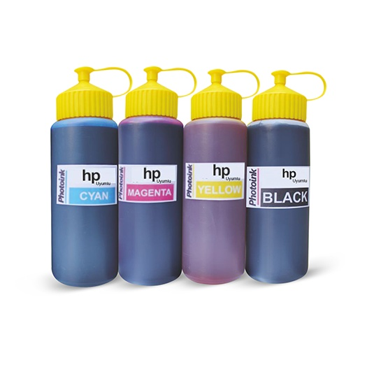 <font><b>HP</b></font> <font><b>deskjet</b></font> <font><b>3639</b></font> 4 color 500ML Photoink Ink image