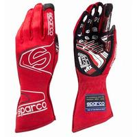S00130911RS Gloves Arrow Evo Rg 7 Size 11 Red Sparco