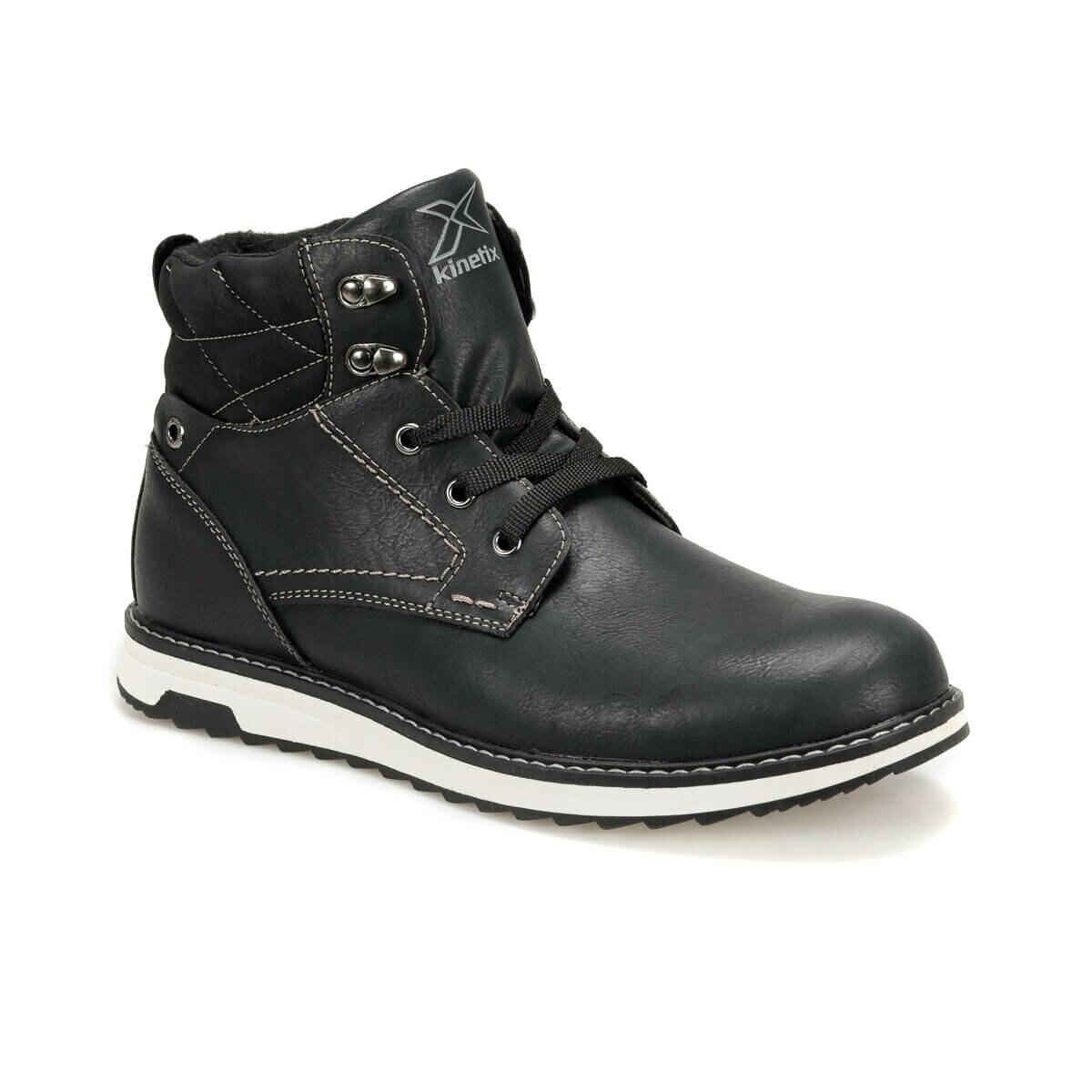 FLO RYUGA Black Men Boots KINETIX