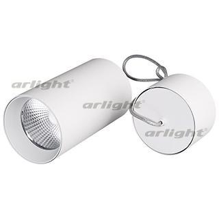022948 Pendant Lamp SP-POLO-R85-2-15W Day White 40deg (White, White Ring) ARLIGHT 1-pc