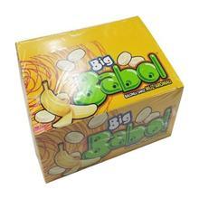 Big Babol Banana 100 pcs Your wonderful chewing gum  FREE SHİPPİNG
