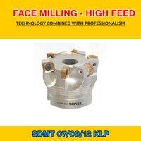 TK SDMT 12 009 KLP FACE MILLING - HIGH FEED BMR 52X4 022 SDMT 1205