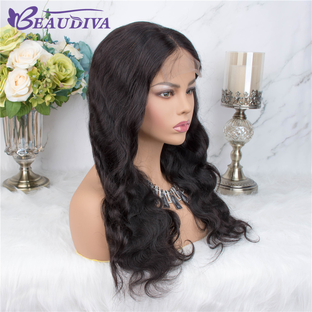 Body Wave Closure Wig 100% Human Hair Wigs For Black Women 4*4 Lace Wig With Baby Hair Brazilian Human Hair Lace Closure Wig