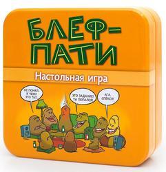 """Стиль Жизни Настольная игра """"Блеф-Пати"""""""