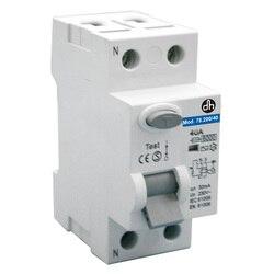 Przełącznik automatyczny różnicowy (RCCB) 2 40 do 230 VAC Electro DH 78.200/40 8430552107360 Wiertarki elektryczne Narzędzia -