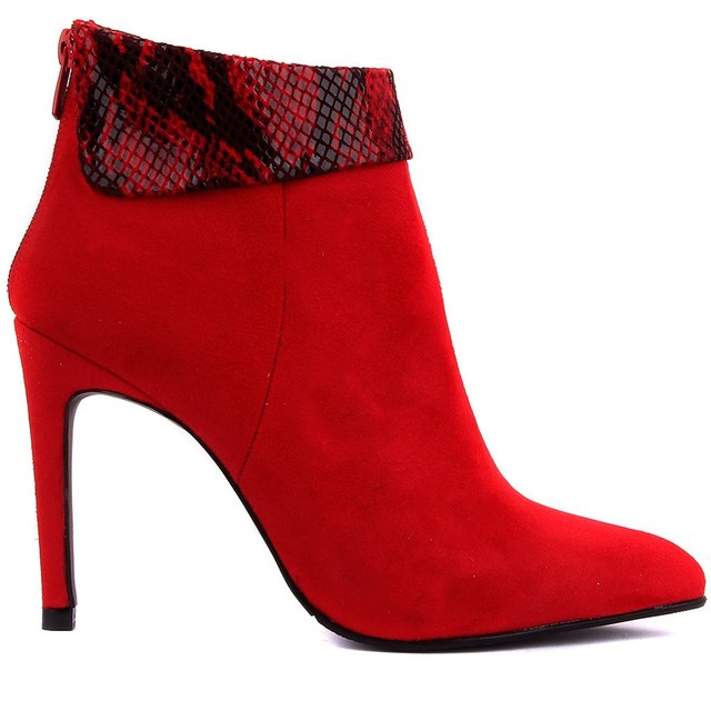Guja-Suede Women's High-Heeled Boots