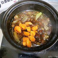 干香菇炖牛肉❤️肉质软烂❗️菌香十足!宴客菜年夜饭的做法图解13