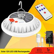 60 Вт ультра яркий 120 светодиодный Открытый Кемпинг лампы Портативный