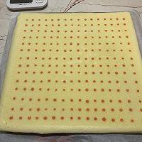 波点蛋糕卷的做法图解12