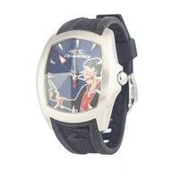 Relógio masculino chronotech CT7076M-03 (45mm)