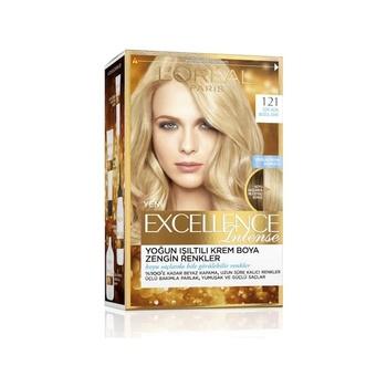 Loreal Paris Excellence intensywna farba do włosów 121 Outdoor Glacier Yellow 248525611 tanie i dobre opinie