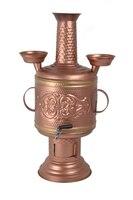 Kupfer Samowar Holzkohle 10 Liter-in Teeofen aus Heim und Garten bei