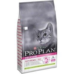 Pro Plan Delicate для кошек с чувствительным пищеварением, Ягненок, 10 кг.
