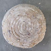 无油燕麦果干乡村面包的做法图解6