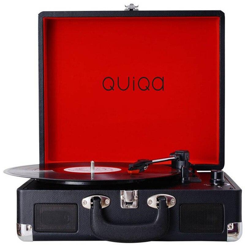 QUIQA T316 чемодан поворотный стол