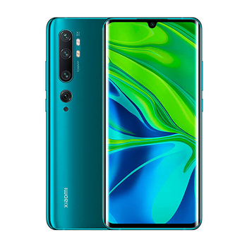 Перейти на Алиэкспресс и купить Xiaomi My Note 10 Pro 8 ГБ/256 Гб зеленый (Aurora Green) Dual SIM