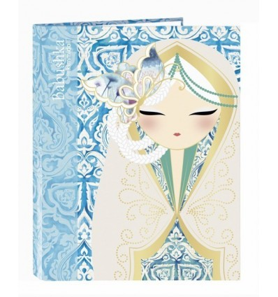 FOLDER FOLIO 4 ANIMIXTAS BABUSHKA