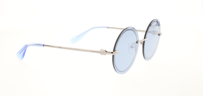 Women's sunglasses os 2878 03 metal silver organic round round 52-14-135 osse