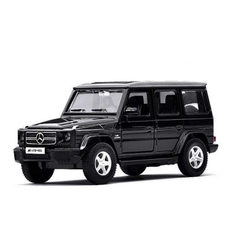 1:32 Proportional Alloy Die-casting Car Mercedes - Mercedes - Mercedes-Benz G63 Off-road Vehicle Model Toy Car.