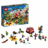 Diseñador Lego city 60202 amantes de las actividades al aire libre