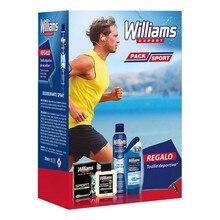 Набор личной гигиены для мужчин пакет Спорт Вильямс(4 шт
