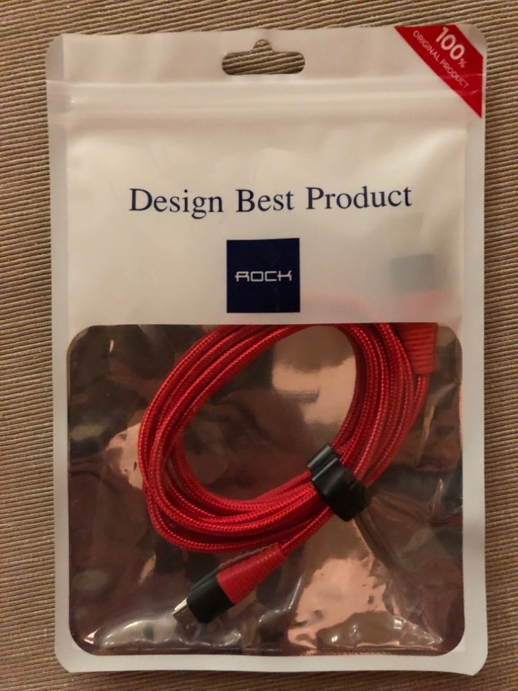 ROCK Hi Tensile Micro USB Cable For Samsung S6 S5 Xiaomi Redmi Note 4X Nylon Data Sync Fast Microusb Braided Charger Cable 120CM|Mobile Phone Cables| |  - AliExpress