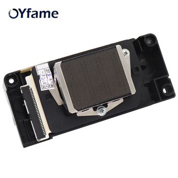 OYfame New and Original DX5 Printhead F152000 Water-Based print head for Epson R800 R1800 printer