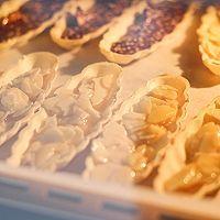 焦糖杏仁/可可芝麻糯米船的做法图解5