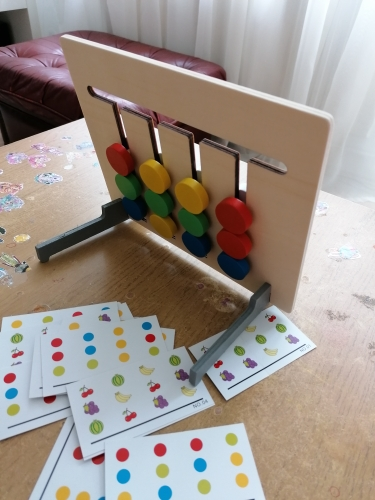 Educational Montessori Toy - goldenbeee photo review