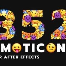 Emoticon Animated Emojis Pack Videohive