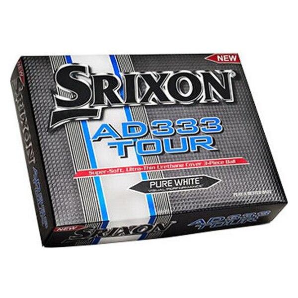 Golf Ball Srixon AD333 Tour White (12 Uds)