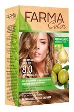 Farmasi Farmacolor краска для волос 8,0 светильник Auburn 387152105