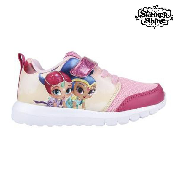 Trainers Shimmer and Shine 72952 Pink   - title=