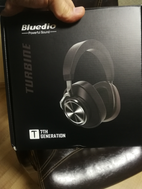 Bluedio T7 Bluetooth Headphones ANC Wireless Headset bluetooth 5.0 HIFI sound with 57mm loudspeaker face recognition for phone Bluetooth Earphones & Headphones     - AliExpress
