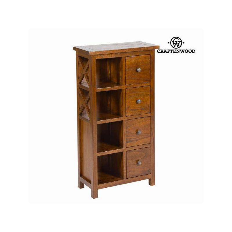 Auxiliary Furniture Wood Mindi (87x46x23 Cm)-The Collection Franklin By Craftenwood