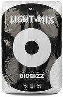 Biobizz light-mix folha saco leve empilhamento mistura, transparente, 50l cultura caldo ideal para jardineiros orgânicos-embarques 24-48h