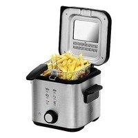 Fritadeira de gordura profunda cocotec cleanfry infinity 1500 1 5 l 900 w preto inox Fritadeiras elétricas     -