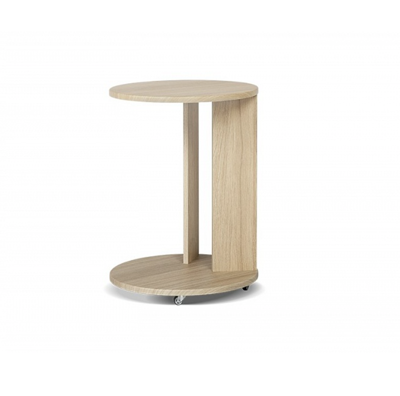 Table Classic-Addl Delicatex Color Oak Canyon Coffee
