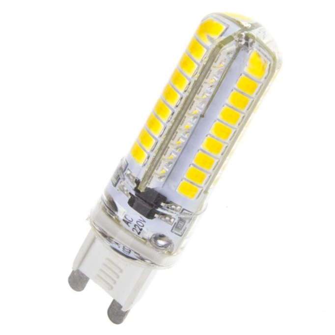 Led bulb G9 5W 3000K warm white