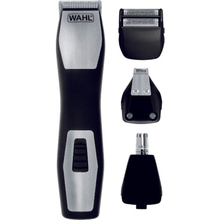 Wahl Groomsman Pro Hair, Beard, Mustache Correction And Forming Machine-Rechargable 9855-1216