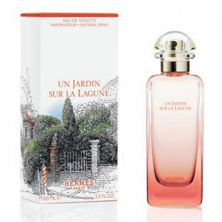 HERMES PARIS JARDIN SUR LA LAGUNE EDT 100ML