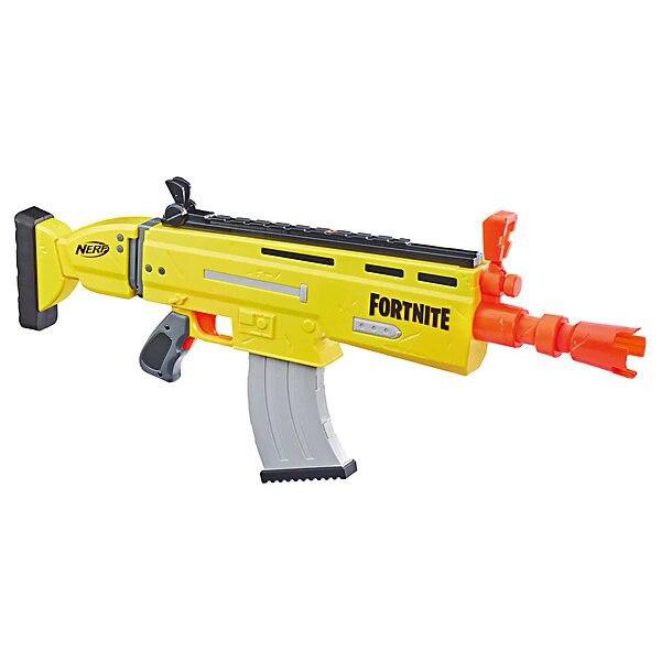 Blaster Nerf Fortnite Скар
